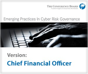 Emerging Practices in Cyber-Risk Governance - CFO
