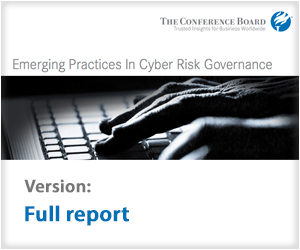 Emerging Practices in Cyber-Risk Governance - Full